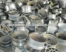 venta caliente de alta pureza de aluminio de chatarra 6063