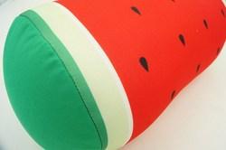 free sample provide comfortable soft spandex printed tube pillow
