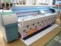 3.2m large format plotter Challenger Solvent Digital Printer FY-3278N series use 8 Seiko SPT510 50pl Printhead