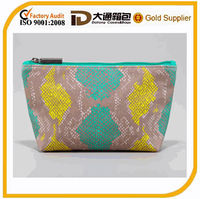 2014 whole promotional canvas cosmetic bag