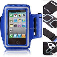 Durable Sports GYM Armband Pouch Case For Iphone 4/4S