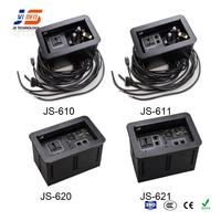 JS-610 table top multiple power electric plug socket