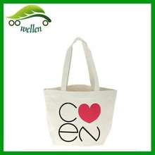 Cheap Lower Price Recycled promotional Shopping Cotton Canvas Bag