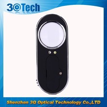 DH-82002 custom magnifying glass pen magnifier with ball pen