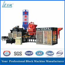 QT6-20 Manual Concrete Hollow Block Mold cement brick making machine price with high quality