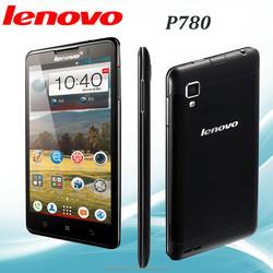 "Original Lenovo P780 5""inch 1280*720 HD 8.0 MP Camera Dual sim MTK6589 smartphone"