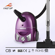 Home cleaning Big Dust Capacity Well controlled ABS material vacuum cleaner