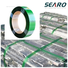 Heavy duty use high tensile Polyester strapping