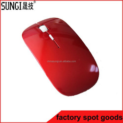 Cheap price touched flat wireless mouse for tablets