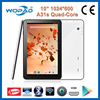 10.1 Inch A31s Quad Core Multi-Touch cheap Android Tablet PC