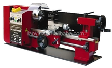 High precision precision metal mini lathe C3 bench lathe machine