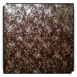 Indian Sofa Fabric With Shiny Bronzed