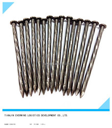 Flat Head Stainless Steel nail Drive Screw nails