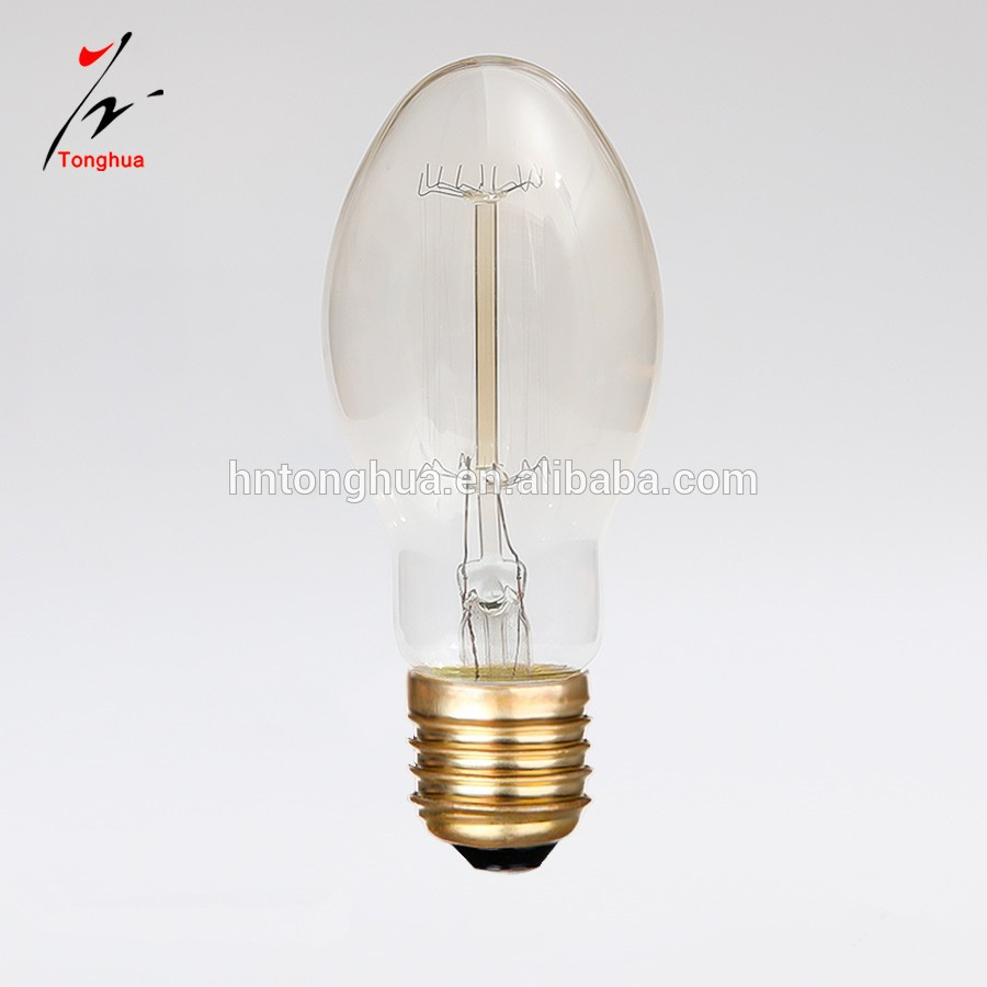 Edison Vintage 110v E26 E27 A19 A60 40w 60w Equivalent: Factory Price Antique Edison Bulb B53 E27 40w 60w