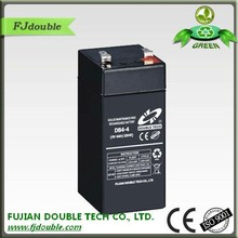 Hot sale storage 4v 4ah battery and rechargeable batteries