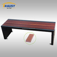 Art Boutique Outdooor furniture wooden patio leisure bench