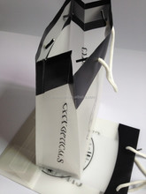 Plastic Shopping Bags for cosmetic packaging