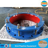 AF flanged sleeve expansion joint compensator for plumbing pipeline