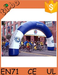 Oxford Cloth inflatable arch for sport event