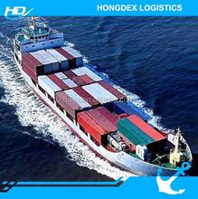 DDP sea freight rates guangzhou to Singapore