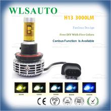 2016 New Arrival Auto LED HB4 Convertion Kit LED Headlight Lamp 9004 9005 9006 9007 H11 H13 PSX24 PSX26 3000K 6000K 8000K 10000K