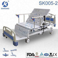 SK005-2 hospital beds used(fold down bed)