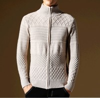 D86316H latest design europe man thick knitted sweater