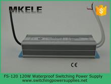 fs-120-24 24v ac-dc constant voltage ip67 24v ac/dc led driver smps
