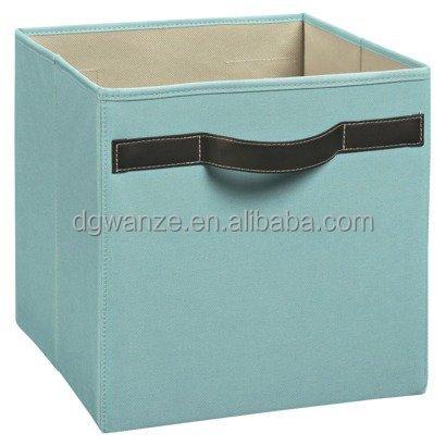 stoff aufbewahrungsbox