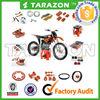 Tarazon aluminum alloy motorcycle parts for KTM