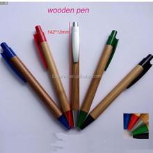 cheap bamboo ball pen, recycled bamboo pen