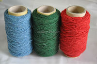 open end carded spining mill producing weaving blankets yarn