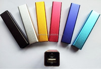 China wholesale handy power charger for mobile phone 2200mah evolution power bank portable battery charger