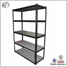 double-side mutilfunctional metal book shelf