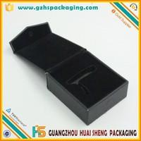 Fashion style luxury PU faux leather gift boxes wholesale