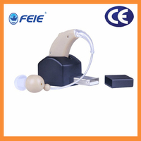 Hot Seller Alibaba.com medical product rechargable hearing aid S-109S