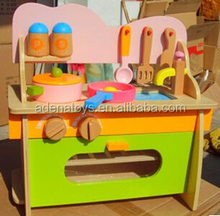 The wooden educational toy-2014 new children wooden toys,The wooden play kitchen toy