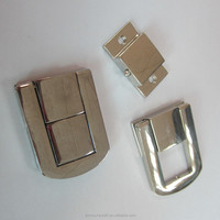 mini gift box lock small jewelry box latch for wooden box