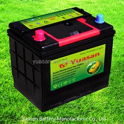 Yuasan SLI Auto Accumulator 1245AH MF Sealed Lead Acid Auto Battery -- 54524mf