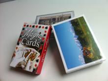 Impresión de tarjetas de juego