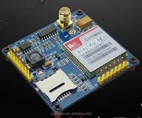 SIM900A GSM/GPRS module with STM32 development board, 51 procedures USB powered DTMF TTS