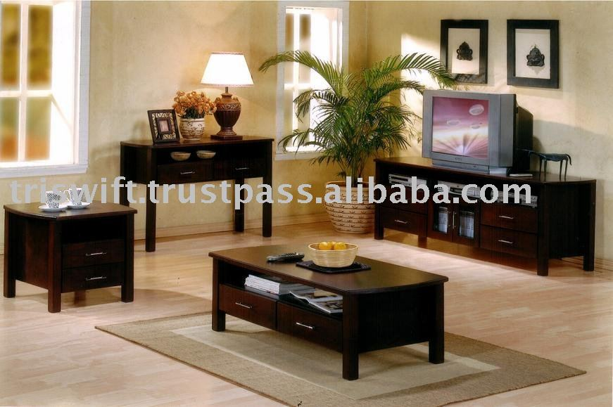 Wooden Coffee Table Set Wood Tv Stand Tv Stand Furniture Coffee Table