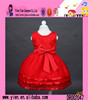 Custom Any Design Size Color Factory Sale Dress High Quality Boutique Shop Hot Children Girls Party Dress Design