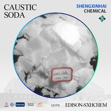 Price Caustic soda/Caustic Soda Flakes 99% min Free sample Industrial grade 25Kg bag textile/detergent