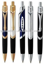 heavy metal triangular pens