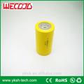 cr34615 3v batería mah 12000 primaria de litio de la batería no recargable para medidor de agua