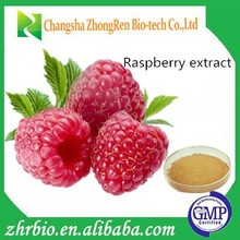 Professional Factory Supply Raspberry Extract Powder 10:1