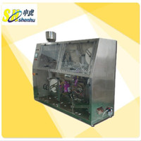 Automatic Coffee Pod Filling and Sealing Machine With Outer Bag Packing