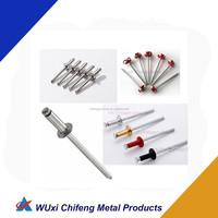 Factory Best-Quality Lowest Price Stainless steel pop rivet/din7337 break mandrel Blind Rivet
