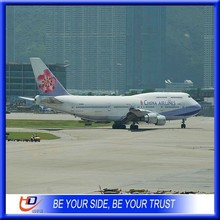 air freight forwarders to Milan from china